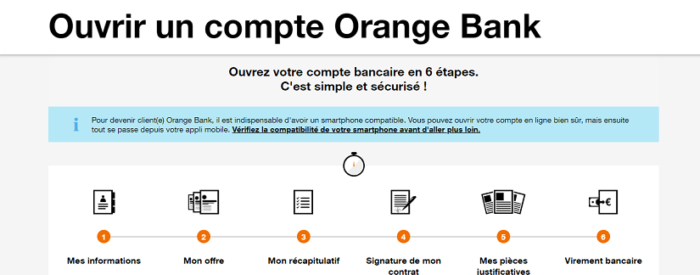 opinion orange bank